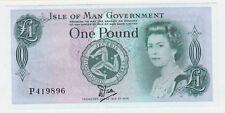 Isle of Man P 38 - 1 Pound 1983 - UNC