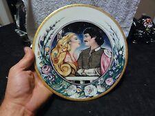 Hamilton - Legends Of Camelot - The Secret Romance - Collector Plate