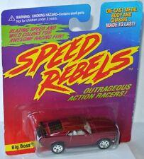 Speed Rebels - FORD MUSTANG * BIG BOSS * - magenta - Playing Mantis 1997