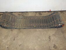 SNOWMOBILE TRACK SKIDOO BOMBARDIER #570-2050 139''x16''x1'' 2.52P GOOD USED