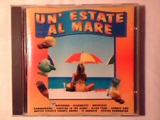 CD Un'estate al mare PLAYAHITTY WHIGFIELD BLISS TEAM DA BLITZ RARO VERY RARE!!!