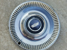 """1973 Chevy Caprice 15"""" Hubcaps Other vehicles? 1970s Chevrolet Hub cap"""