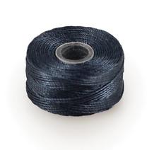 Marine / Outdoor Thread - Set/3 Polyester Thread Bobbins Size 92G Navy Blue