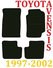 Toyota Avensis Tailored Deluxe Quality Car mats 1997 1998 1999 2000 2001 2002