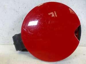 PEUGEOT 207 2006-2009 FUEL FLAP - NON METALLIC RED