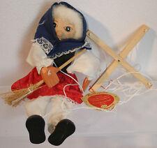 Marionette Collection Carmen - Original KIM Puppe - 24 cm - Handarbeit! Rarität