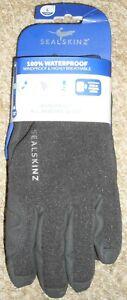 SEALSKINZ  All Weather Waterproof  Gloves - Medium Size
