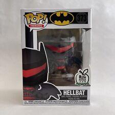 Funko Pop! Hellbat Batman Heroes Big Apple Collectibles Exclusive 373