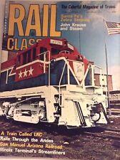 Rail Classics Magazine A Train Called LRC September 1975 120417nonrh