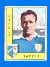"""Nuova CALCIATORI PANINI 1962-63-Figurina-Sticker - TACCHI - NAPOLI """"premio""""-New"""