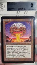 Vintage Magic | MTG MINT BGS 9 Alpha Chaos Orb | QUAD+ 9.5, OLD SCHOOL!!!