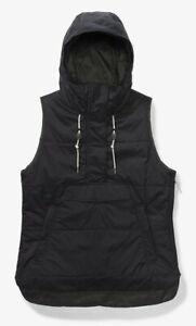 New 2019 Holden Women's Love Side Zip Snowboard Vest Large Black