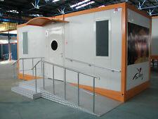 Bürocontainer Baucontainer Sanitätscontainer Container Schlüsselfertig Sofort
