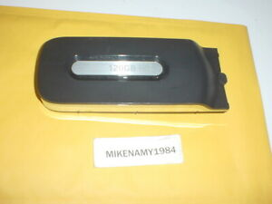 XBOX 360 120gb EXTERNAL HARD DRIVE - Official MICROSOFT Brand model X812646-001