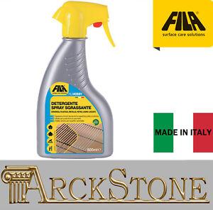 Fila Filahobby Hobby 500 ML Detergente Spray Sgrassante Pulisce Sporco Grasso