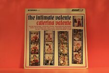 CATERINA VALENTE - THE INTIMATE VALENTE - LONDON VINYL LP RECORD -Z