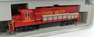 Atlas N' EMD GP38-2 Lehigh Valley #325 (New IN THE BOX FROM OLD INVENTORY)