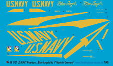 "Peddinghaus 3137 1/48 US Naval Phantom ""Azul Angels"" No 1"