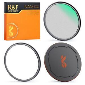 K&F Concept magnetic 1/4 Black Diffusion lens filter Fantasy effect NANO 49-82mm