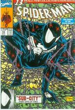 Marvel Comics Postcard: Spiderman # 13 cover (Todd McFarlane) (USA, 1991)