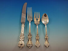 Marlborough by Reed and Barton Sterling Silver Flatware Set for 8 Service 36 pcs