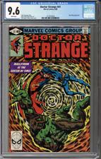 Doctor Strange #41  CGC 9.6