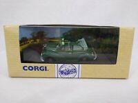 Corgi 96765 Morris Minor Convertible Almond Green Diecast Car Free Postage