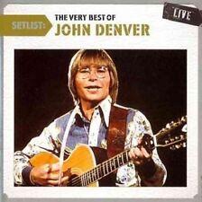 Setlist Very Best Of John Denver live 0886919607826 CD