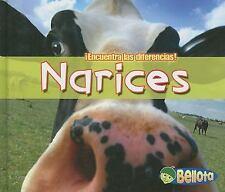 Narices (Encuentra Las Diferencias!) (Spanish Edition)-ExLibrary