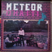 METEOR D'HAITI JEAN-REMY BREVAL AFRO FUNK FRENCH LP