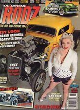 Ol' Skool Rodz Magazine Mike Emond's 1933 Ford July 2014 011918nonr