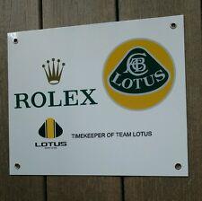 Lotus sign .. Rolex .. Esprit Elise Exige Europa Elan Evora Eclat