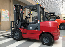 DIESEL FORKLIFT- (NEW) 3 TONS LIFTING WEIGHT AND 3M LIFTING HEIGHT.
