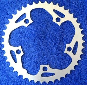 **FOURTH NEW 42 TEETH ALLOY 110mm BCD CHAINRING FOR 5 BOLT DOUBLE CHAINWHEEL**