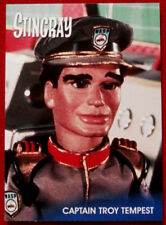 STINGRAY - CAPTAIN TROY TEMPEST - Card #43 - Gerry Anderson Collection