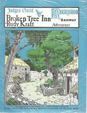 Runequest Judges Guild Broken Tree Inn Mint SW!