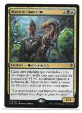 MAESTRO BIOMANTE Magic Commander 2016 NM Español MTG Master Biomancer