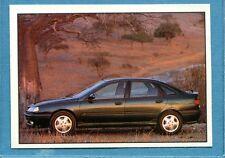 AUTO 2000 - SL - Figurina-Sticker n. 93 - RENAULT LAGUNA 3.0i V6 -New