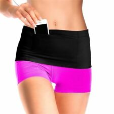 Running Belt Fitness Waist Belt Travel Money Storage Belt With Multi Pockets