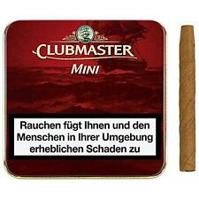 10 x 20er Clubmaster Mini Red Zigarillos