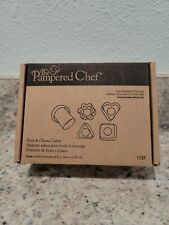 Nib - #1131 Pampered Chef Fruit And Cheese Cutter - Discontinued Item