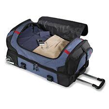 Samsonite Ripstop 30 Inch Rolling Duffel Drop Bottom Wheeled Travel Luggage Bag