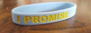 LeBron James Authentic LJFF I Promise Bracelet, KOBE THROWBACK TRIBUTE  Color