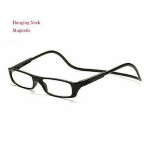 Magnet Reading Glasses Adjustable Hanging Neck Presbyopic Glasses
