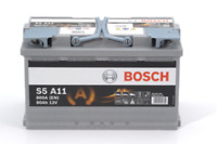 S5A11 BOSCH AGM CAR BATTERY 12V 80AH Type 115 OE QUALITY 5 YEAR WARRANTY