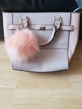 bnwot pale pink hand bag from atmosphere