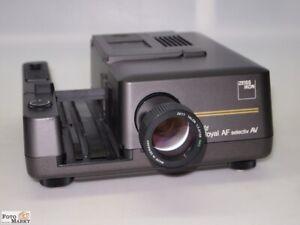 Zeiss Royal AF Selectiv Av Proiettore Diapositive 24/250W Obiettivo Tele Talon