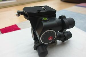 Manfrotto 410 Junior Geared Head - Lightly used - Boxed with instructions