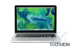 """Apple Macbook Pro Retina 13"""" Up to 3.1Ghz i7 2012 - 2015 16GB 1TB SSD WARRANTY"""