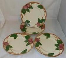 Franciscan - Apple - USA Backstamp - 4 Salad Plates